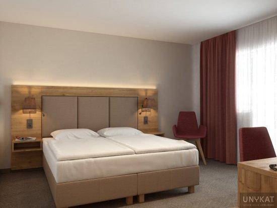 Tauplitz, Østrig: neue Doppelzimmer