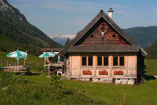 Tauplitz, Østrig: Hechl-Hütte