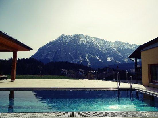 Tauplitz, Østrig: Aussenpool