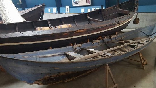 Floro, Norway: Viking boats -- lost art