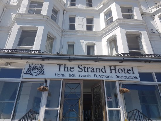 Photo of The Strand Hotel Eastbourne