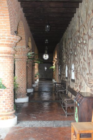 Porta Hotel Antigua Resmi