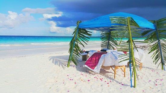 Dunmore Town, Harbour Island: Deluxe Beach Massage