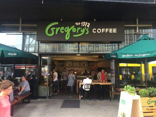 Αποτέλεσμα εικόνας για gregory's coffee berlin