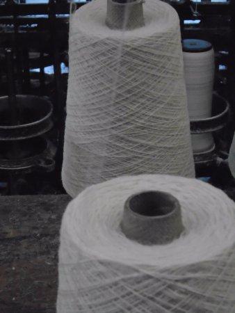 Trefriw, UK: Wool