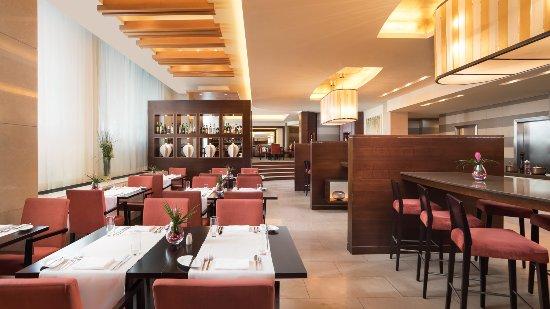Brasserie Anjou-Sheraton Bratislava Hotel