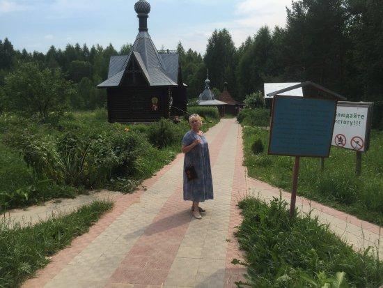 Pereslavl-Zalessky, Russia: Источник Св.Варвары