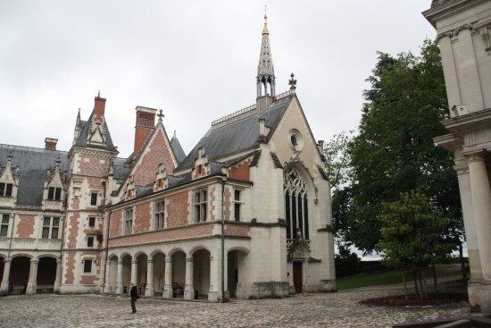 Chateau Royal de Blois: De kapel.