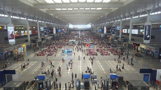 Shanghai Hongqiao Railway Station: 20160704_100916_large.jpg
