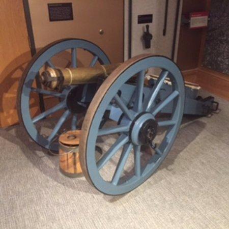 Cowpens National Battlefield: Revolutionary Canon