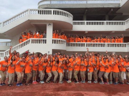 Las Palmas Hotel: Zamar Choir & Charlie