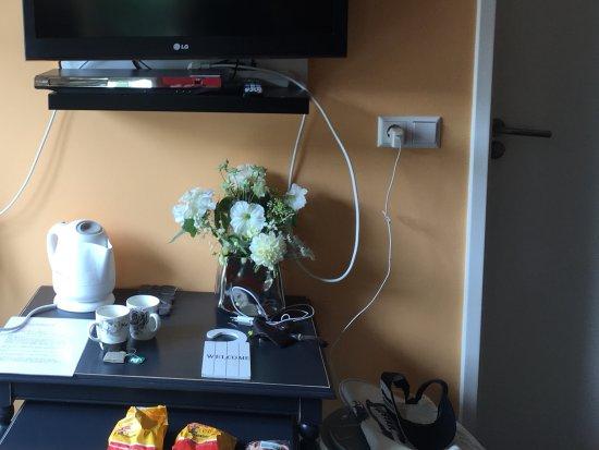 Kamerverhuur en Appartement De Dorsvloer: Kamer Dorsvloer