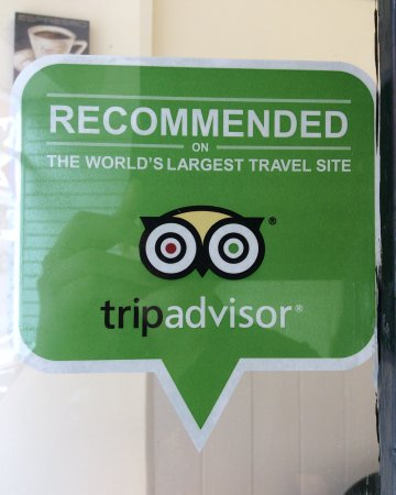 Knighton, UK: Recommended by trip advisor