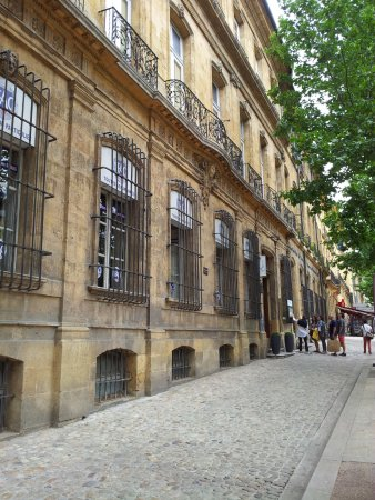 Musee Arbaud - Rue du 4 Septembre