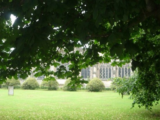 Kendal, UK: Abbot Hall