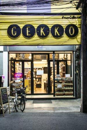 Gekko Books Chiang Mai