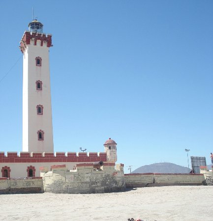 Faro Monumental de La Serena