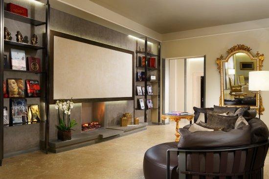 Grand Hotel Minerva : Lobby