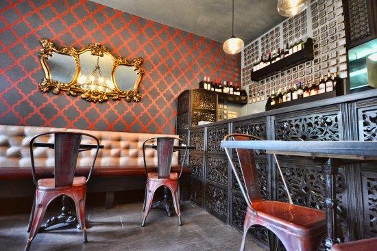 Photo of Moroccan Restaurant La shuk at 1569 Lexington Ave, New York City, NY 10029, United States