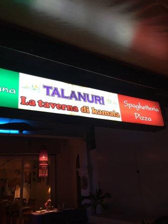 Ristorante Talanuri: photo0.jpg