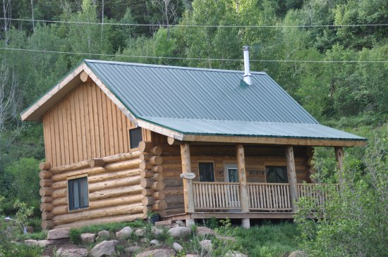 Mc Coy, CO: Aspen Cabin