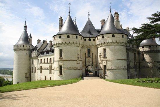 Centre-Val de Loire, France : Sprookjeskasteel toch?