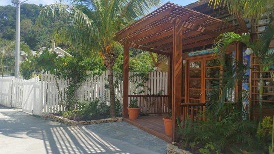 Paradise Beach Hotel: La Mouette Restaurant
