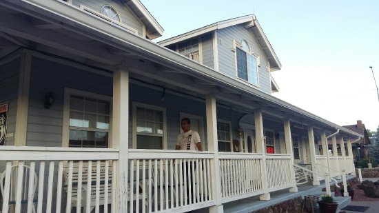 Canyon Country Inn Bed & Breakfast: 20160703_201245_large.jpg