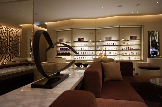 Espa At The Ritz Carlton Macau Lobby