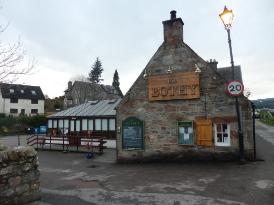 yes picture of the bothy restaurant and bar fort augustus tripadvisor. Black Bedroom Furniture Sets. Home Design Ideas