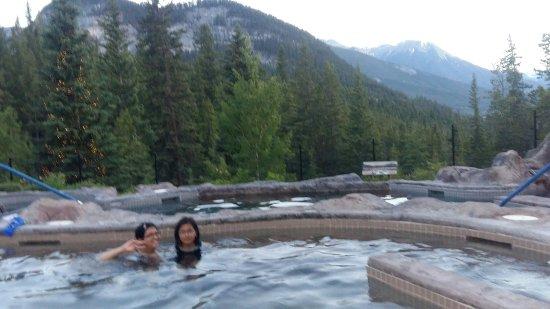 Hidden Ridge Resort: View from the 2