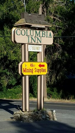 Columbia Inn Motel: 20160701_184105_large.jpg