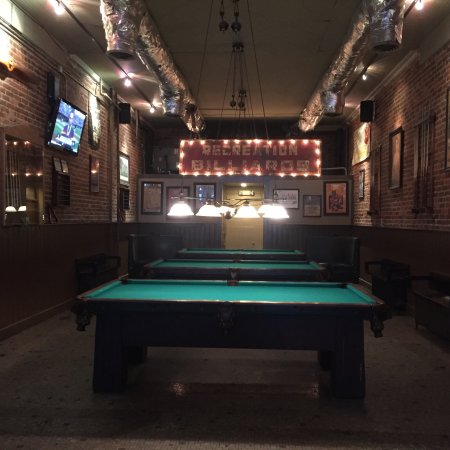 Recreation Billiards