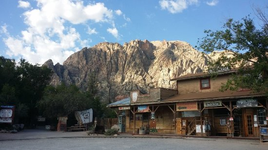 Blue Diamond, NV: Bonnie Springs Ranch-Old Nevada