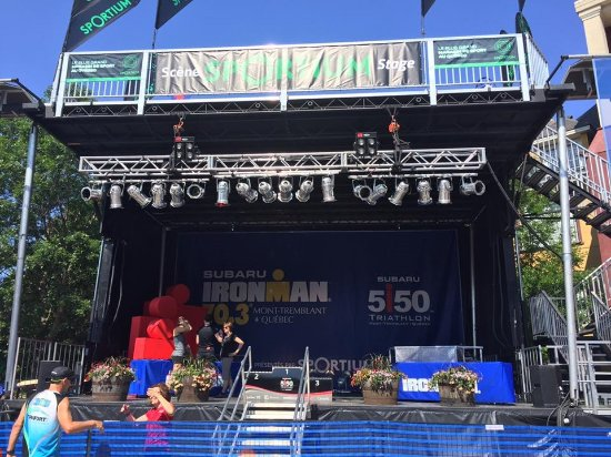 Chateau Beauvallon Mont Tremblant : Ironman Stage