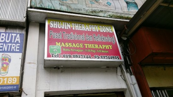 Shu-Jin Therapy Zone (Kuala Lumpur) - 2019 All You Need to Know