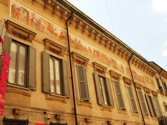 Palazzo morando foto van palazzo morando milaan for Palazzo morando