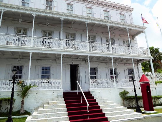 Government House : Lt. Governor's residence