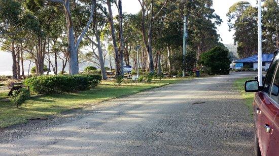 Adventure Bay, Australia: Lovely views