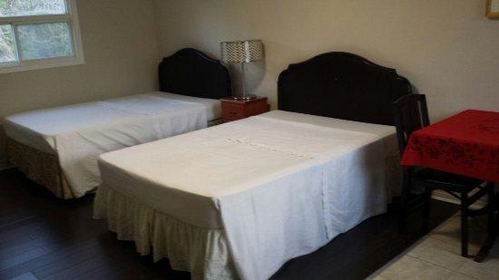 Madoc, Canada: Deluxe room