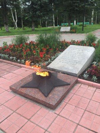Obelisk Liberators Rzhev