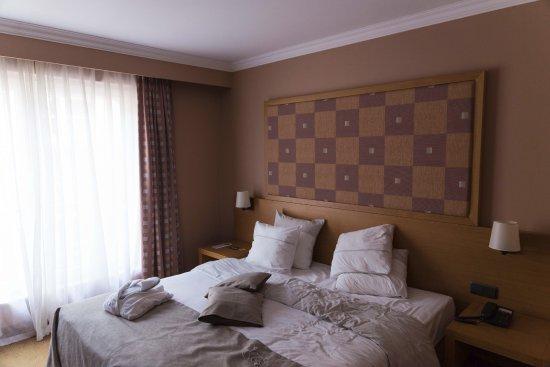Hotel Quartier Latin: La chambre