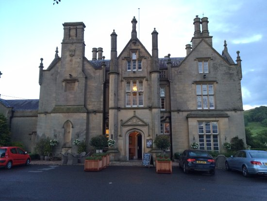 The Falcon Manor Hotel