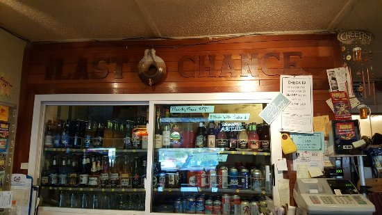 Hermiston, OR: Last Chance Tavern