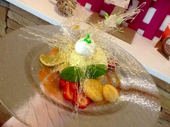 Couleurs Cafe: Dessert de la nouvelle carte