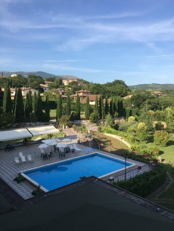 Mantignana di Corciano, Italia: Hotel Faina