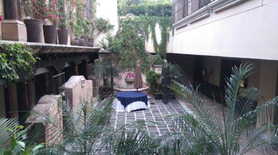 Camino Real Antigua: Area de Salones