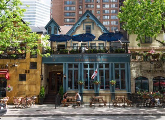 Photo of Bar The Queen and Beaver Public House at 35 Elm Street, Toronto, Canada