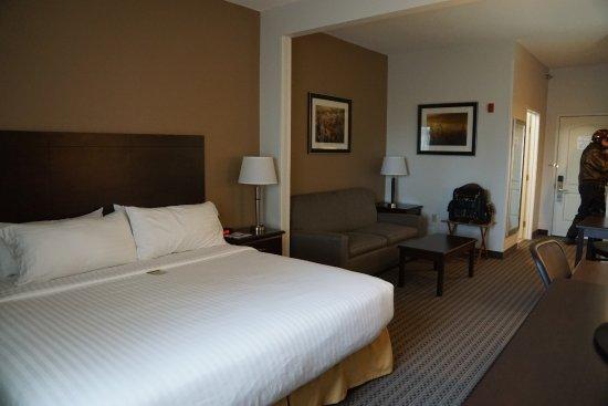 Foto de Holiday Inn Express & Suites Winner