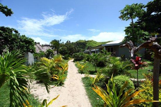 Blue Lagoon Beach Resort: entre os chales